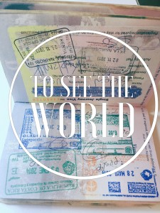 Stamped Passport: To See the World