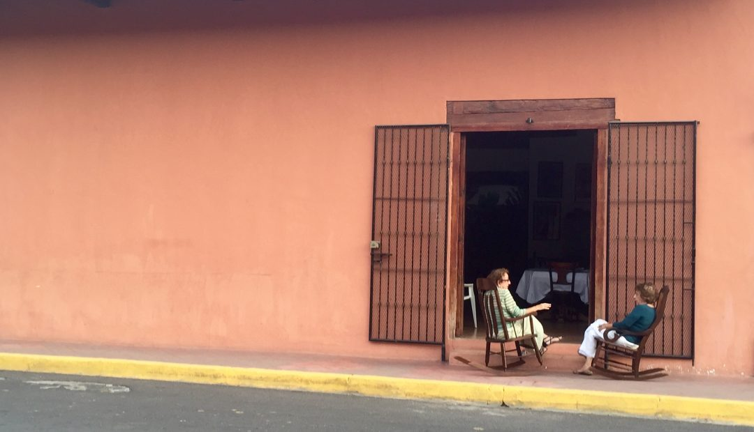 Rocking Out In Granada, Nicaragua
