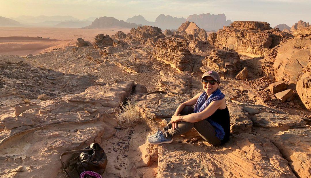Cheeky Universe in Wadi Musa Jordan